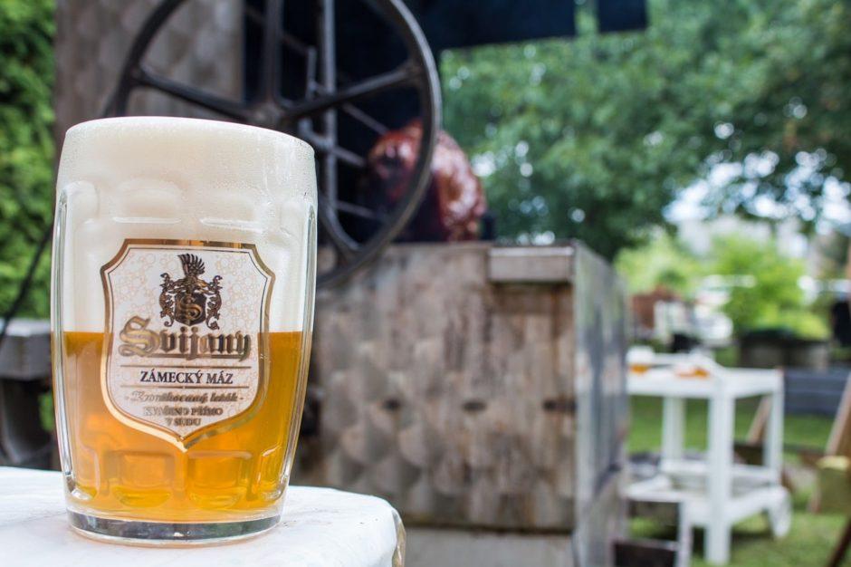 Svijany Czech beer
