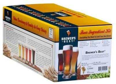 Brewer's Best® 1008 Continental Pilsner Package (Classic) Home Brew Ingredient Kit, 5 Gallon, Straw