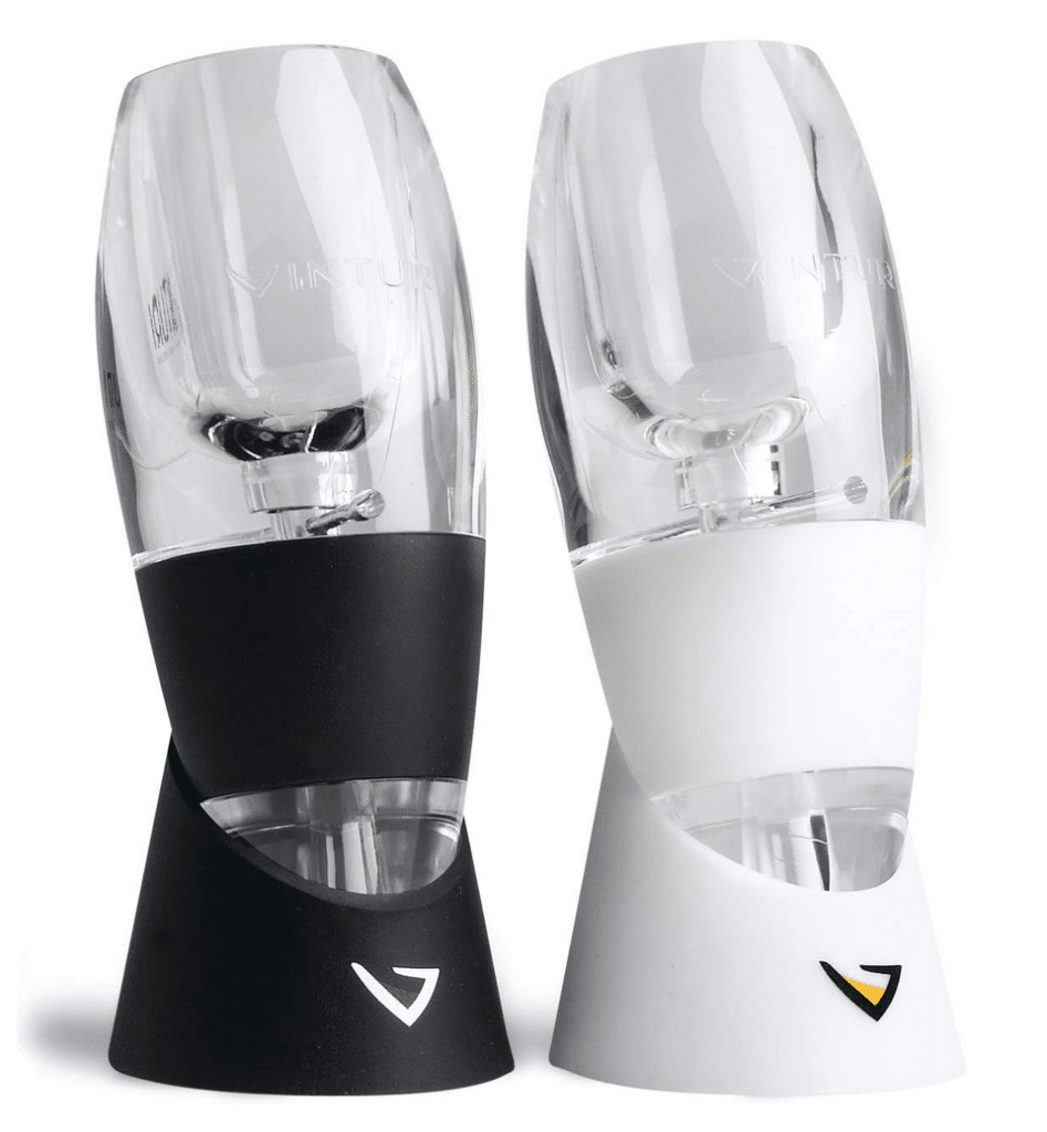 Vinturi Set of 2 Essential Wine Aerators for Red and White Wine